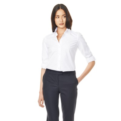 Cotton Poplin Strech Shirt GANT
