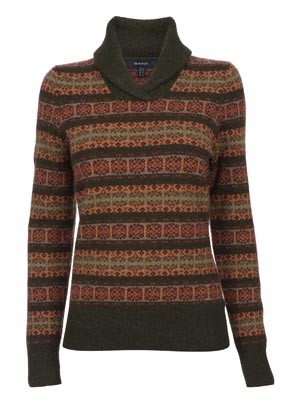Camisola AS Fairisle