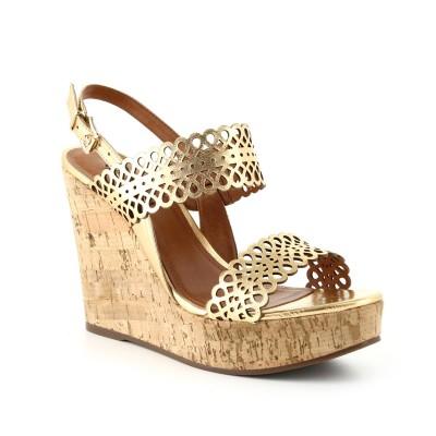 Sandálias AREZZO gold2