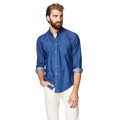 Camisa The Perfect Indigo GANT
