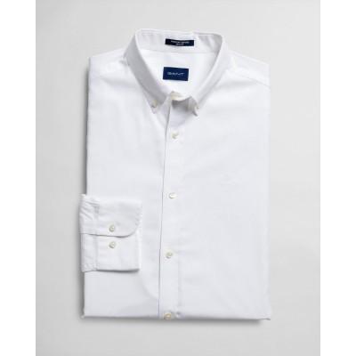 GANT Camisa Oxford pinpoint regular fit
