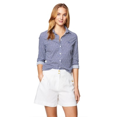 Camisa Pop Stretch Small Flower