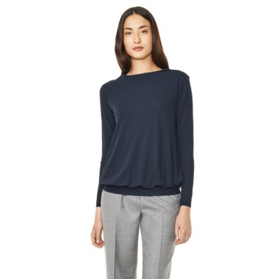 S. Crepe Evening Blouse GANT