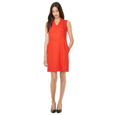 Double Wool Twill Dress GANT