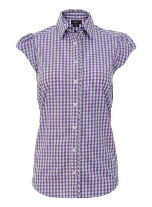 Shirt Short Sleeved GANT