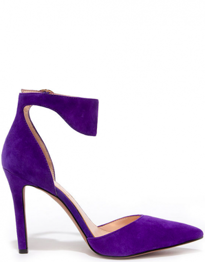 Sapatos Cita Regal Purple Suede