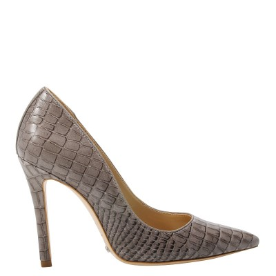 SCARPIN HIGH HEELS CROCO MOUSE
