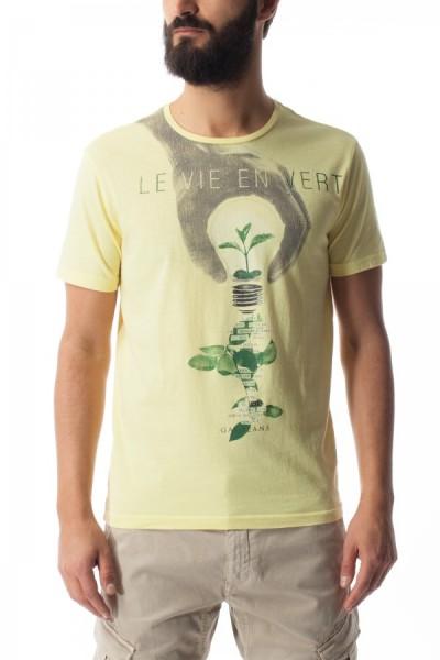 T-Shirt Scuba/s Vert GAS
