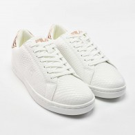 Sapatilha CROSSCOURT 2F LOW WHITE