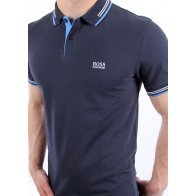 Polo Paule Dark Blue
