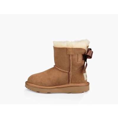 Mini Bailey Bow II Chestnut KIDS