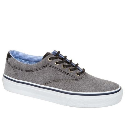 Striper CVO Black Chambray Sperry Top-Sider