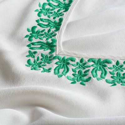 Túnica Embroidered Silk GANT