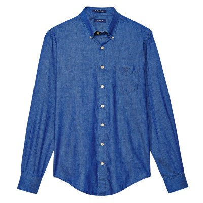 Camisa The Perfect Indigo GANT