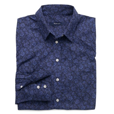 Camisa Pop Tonal Flower
