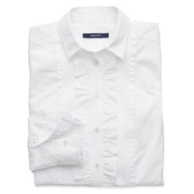 Camisa Pintuck Boyfriend