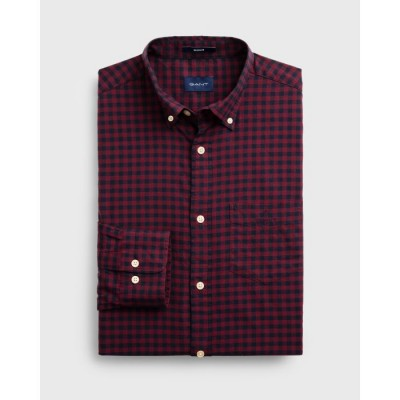 CAMISA DE FLANELA REGULAR