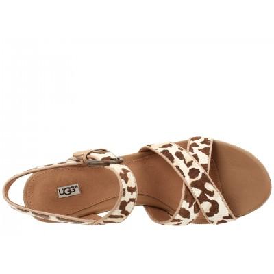 Sandálias W Jazmine Leopard