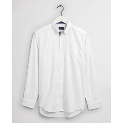 Camisa regular Fit Tech Prep ™ Stretch Oxford