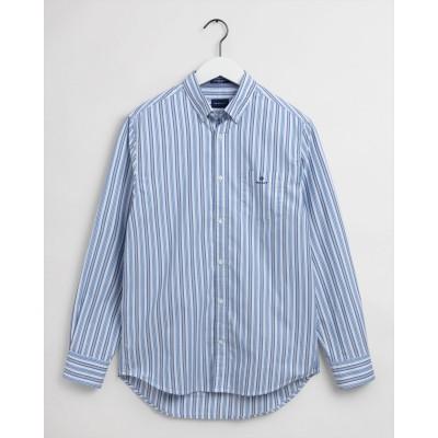 Camisa Oxford regular Fit Tech Prep ™ de listra náutica