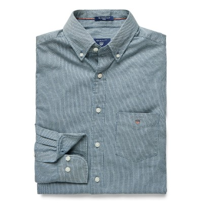 Camisa The Indigo Dot Fitted BD