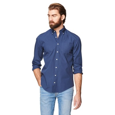 Camisa Long Beach Poplin LS BD
