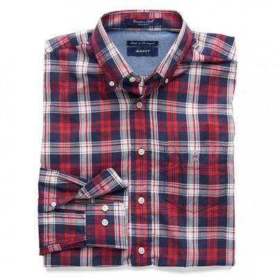 Camisa N. Crosstown Check