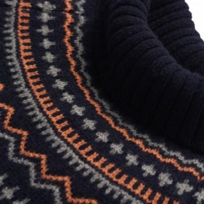 FairIsle Turtle Neck Sweater GANT