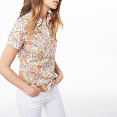 Camisa Pop Medium Flower