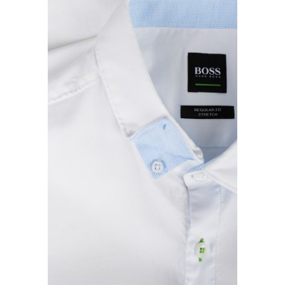 Camisa BAYNIX_R White
