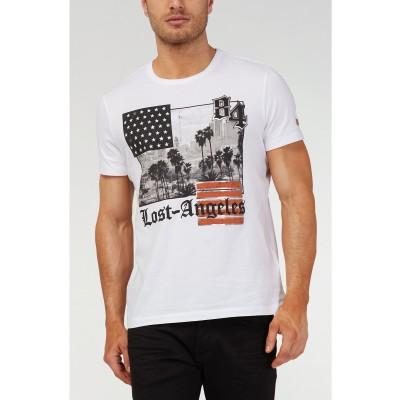 T-shirt scuba/s angeles