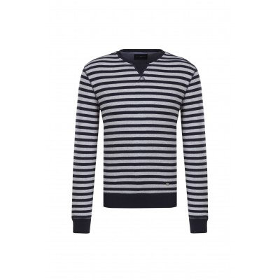 Sweat SVEN/S STRIPE
