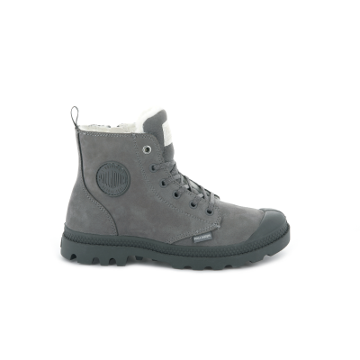 ZIP WL CLOUDBURST/CHARCOAL