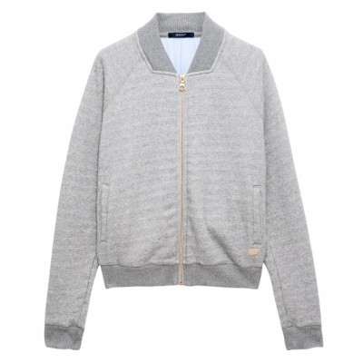 Casaco Herringbone Sweat GANT