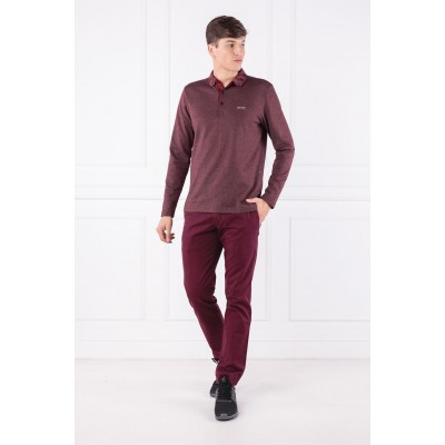 Plisy 1 DARK RED