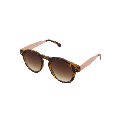 Clement Metal Series Tortoise Rose Gold