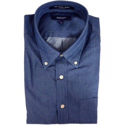 Camisa The Perfect Indigo