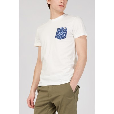T-shirt menny/s pocket