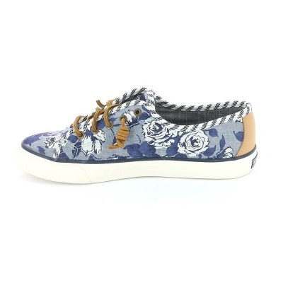 Sapatilha SeaCost Prints Liberty Sperry Top-Sider