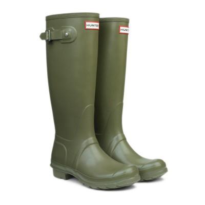 6f38f048b38 Original Tall Gloss Wellington Boots · Zoom. Hunter