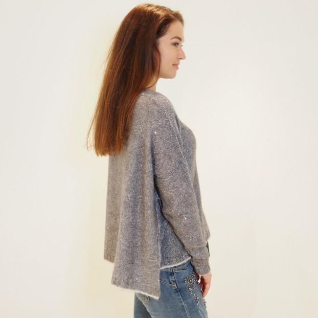 e5f3d636844b EIRA GREY Sweater - Woman - Brands